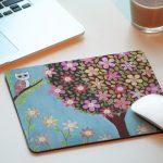 коврик для компьютерной мыши идеи декор