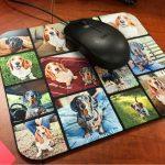 коврик для компьютерной мыши варианты фото