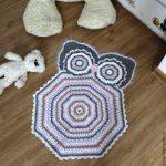коврик совушка фото декора