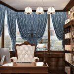 разновидности штор и правила выбора идеи декор