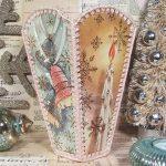 шкатулка из открыток фото оформления