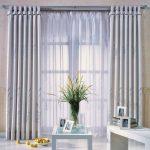 шторы на петлях дизайн интерьер