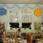 шторы для детского сада фото