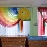 шторы для детского сада фото дизайна