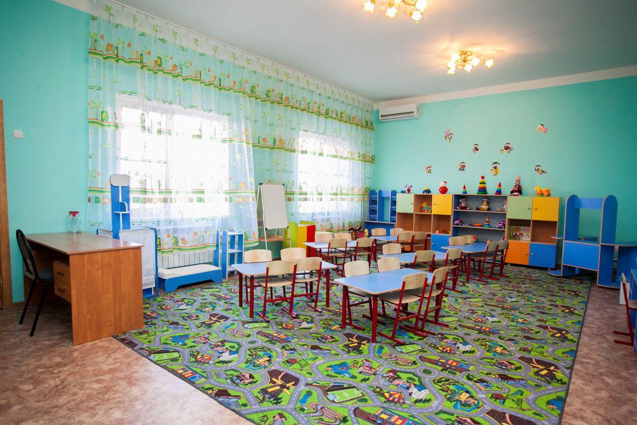 шторы для детского сада фото интерьер