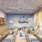 шторы для детского сада идеи дизайн