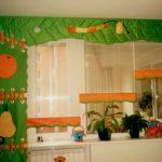 шторы для детского сада варианты