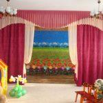 шторы для детского сада варианты идеи