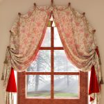 шторы и тюль без карниза фото