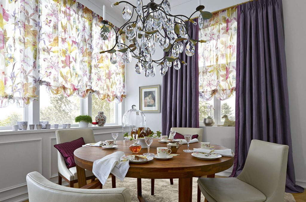 шторы из органзы текстиль