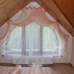 шторы из сетки интерьер фото