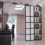 шторы межкомнатные фото дизайн