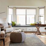 шторы на эркерное окно текстиль