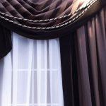 шторы на маленькие окна фото примеры