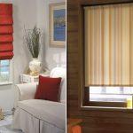 шторы на маленькие окна фото текстиля