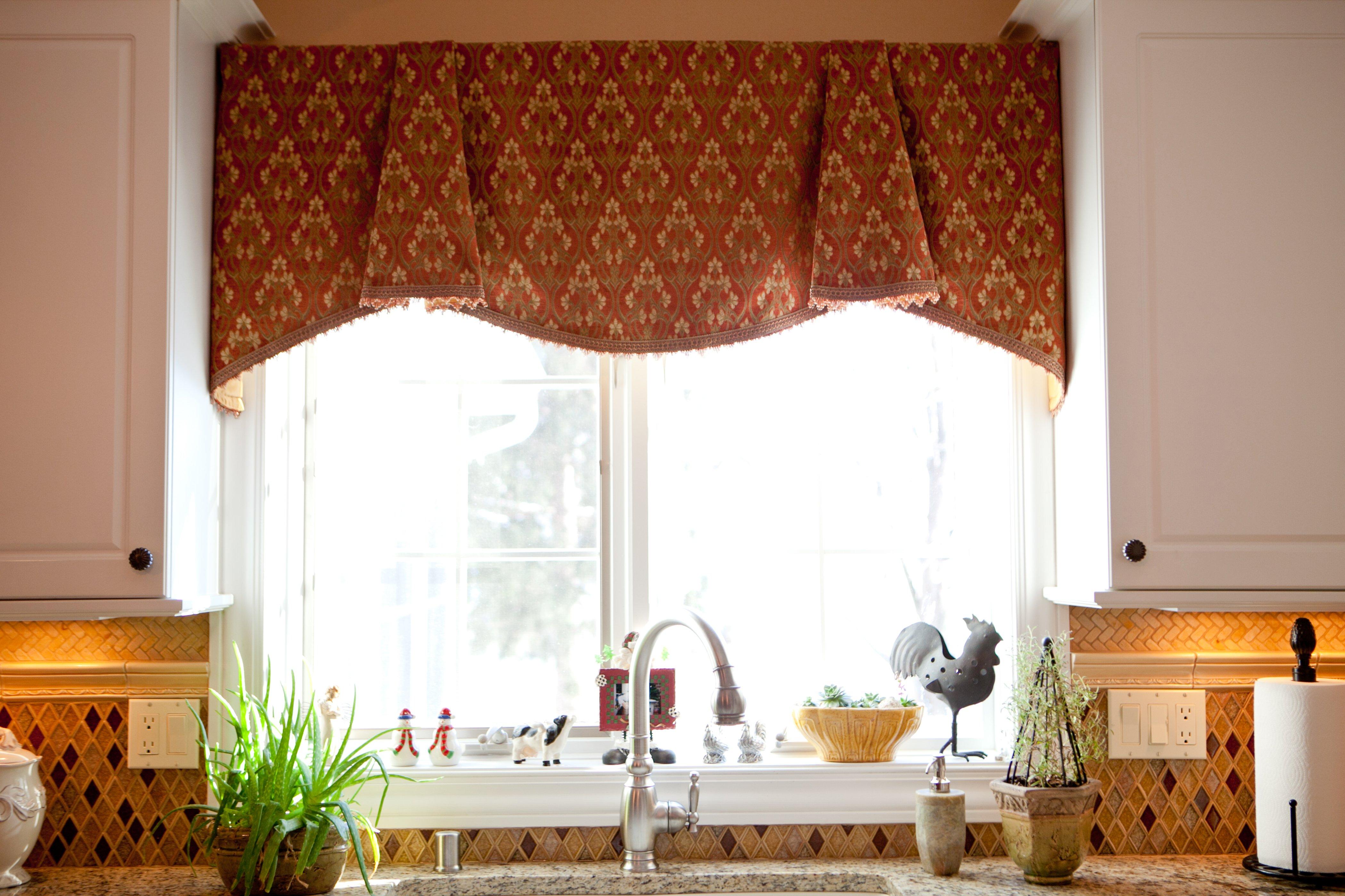 шторы на маленькие окна фото варианты