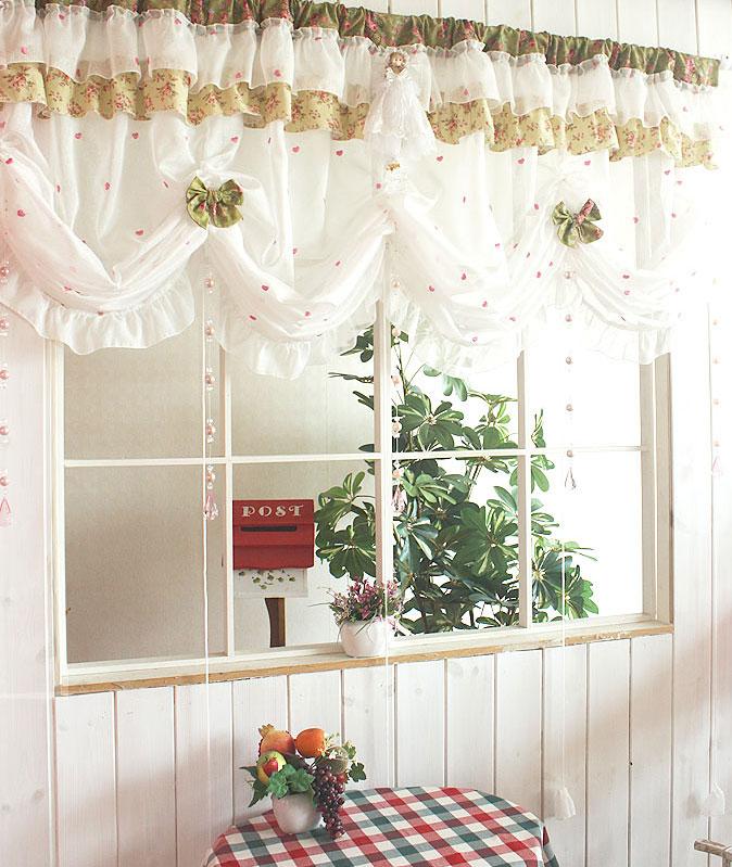 шторы на маленькие окна текстиль фото