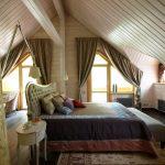 шторы на мансардные окна фото дизайна