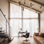 шторы на мансардные окна идеи оформления