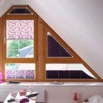 шторы на мансардные окна текстиль фото