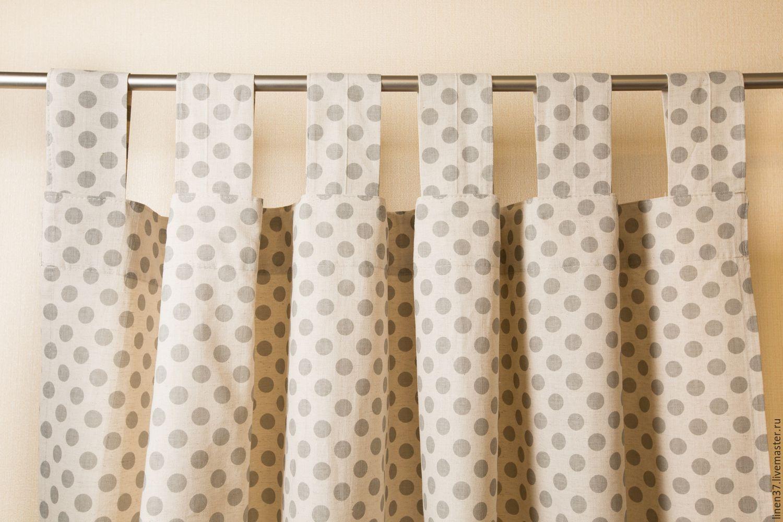 шторы на петлях фото дизайна