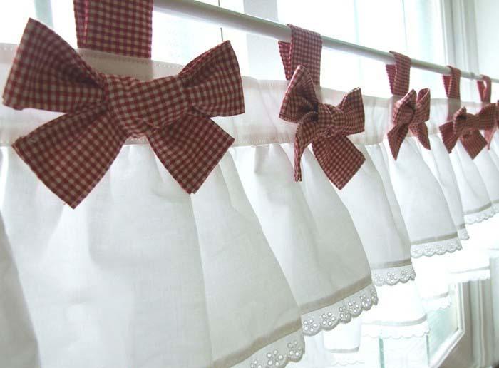 шторы на петлях фото примеров