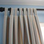 шторы на петлях в интерьере