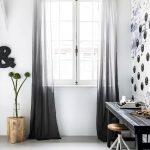 шторы омбре фото дизайн