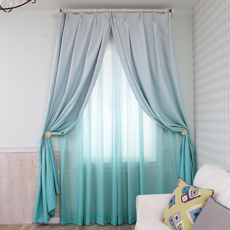 шторы омбре фото выбор