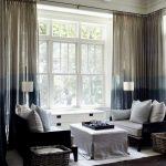 шторы омбре идеи текстиль