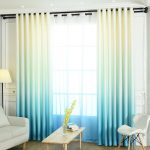шторы омбре идеи текстиля