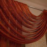 шторы из сетки
