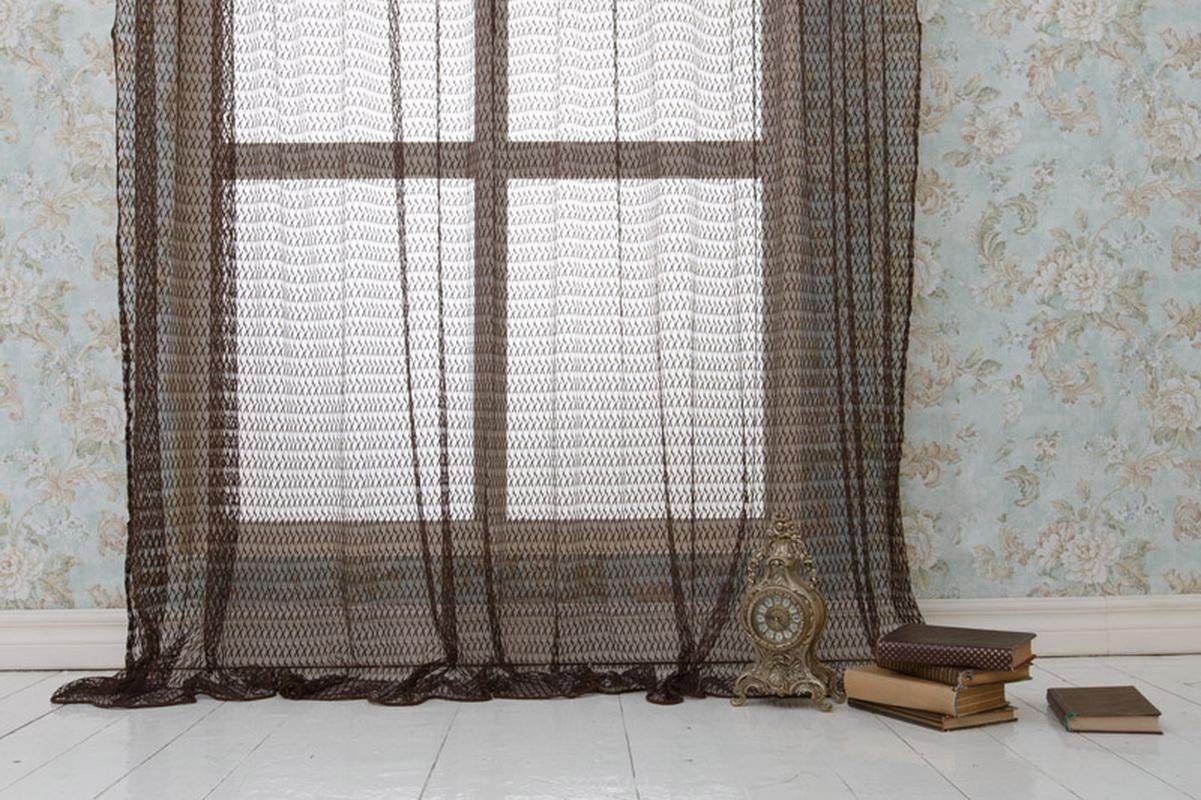 шторы из сетки фото идеи