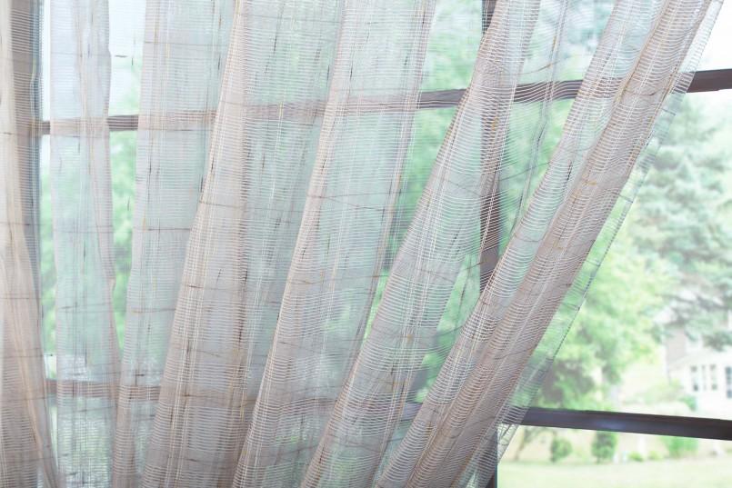 шторы из сетки идеи дизайн