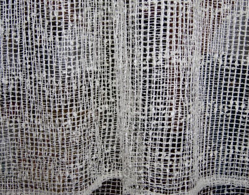 шторы из сетки идеи варианты