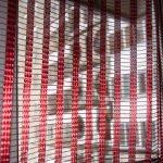 шторы из сетки оформление идеи