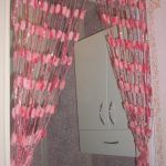 шторы своими руками из подручных материалов декор фото