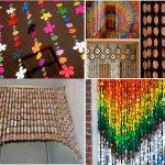 шторы своими руками из подручных материалов дизайн
