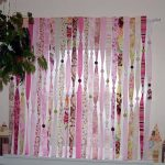 шторы своими руками из подручных материалов фото декор