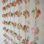 шторы своими руками из подручных материалов фото идеи