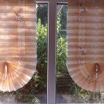 шторы своими руками из подручных материалов оформление