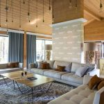 шторы в деревянном доме фото дизайна
