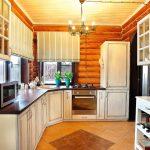 шторы в деревянном доме идеи дизайна
