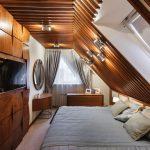 шторы в деревянном доме идеи фото