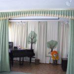 шторы в детские сады