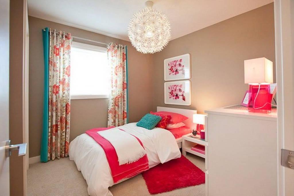 шторы в комнату девочки подростка фото декор