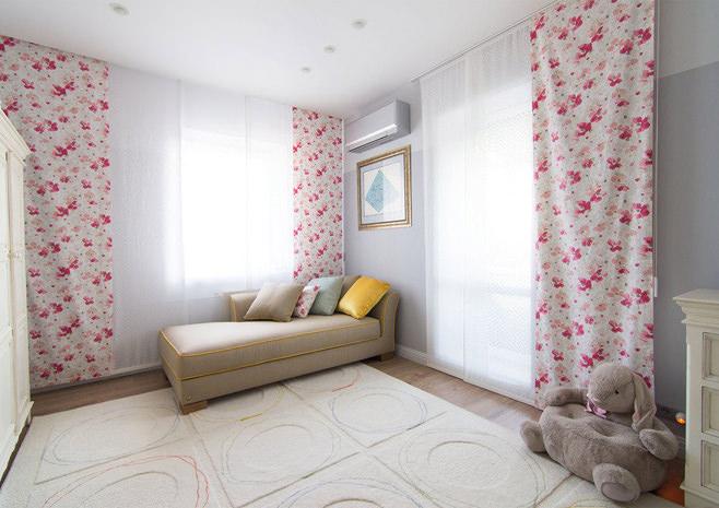 шторы в комнату девочки подростка фото оформление