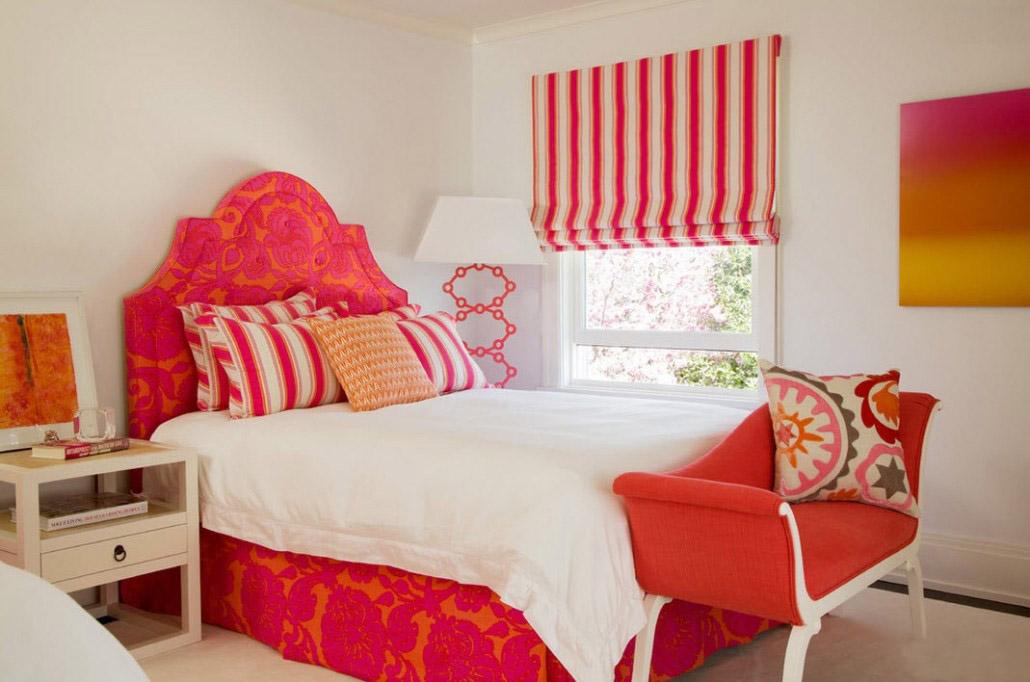 шторы в комнату девочки подростка идеи дизайн