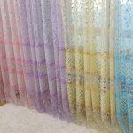 как подшить шторы и тюль дизайн