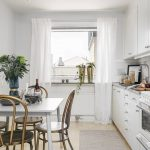 тюль на кухню дизайн фото